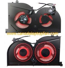 MSI GS63VR Series Laptop GPU Fan BS5005HS-U2L1 [MSI GS63VR Series Laptop Fan] – CAD$90.99 :