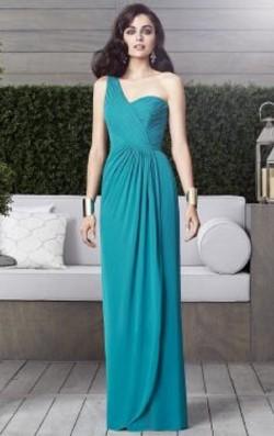 Green Bridesmaid Dresses/QueenieBridesmaid