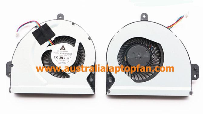 ASUS A43 A43BR A43BY A43E A43S Series Laptop CPU Fan [ASUS A43 A43BR A43BY A43E A43S] – AU ...