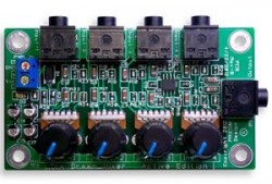 Audio Mixer PCB Assembly, DJ Audio Mixer PCB – MOKOPCB