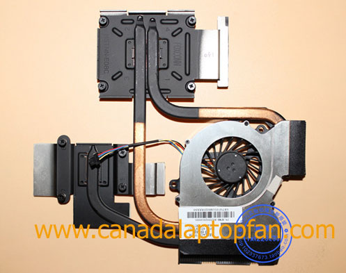 HP Pavilion DV6-6193CA Laptop CPU Fan and Heatsink 650797-001 [HP Pavilion DV6-6193CA Laptop] &# ...