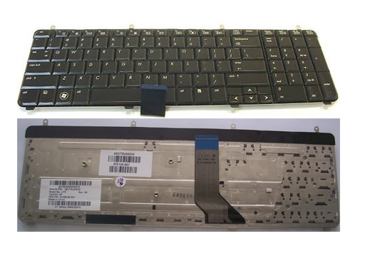 HP Pavilion DV7-3160US Laptop Keyboard [HP Pavilion DV7-3160US Keyboard] – $50.99