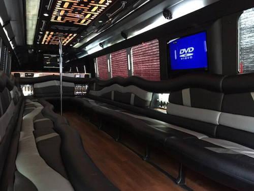 Denver cheapest party bus
