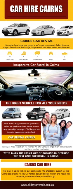 cairns car hire
