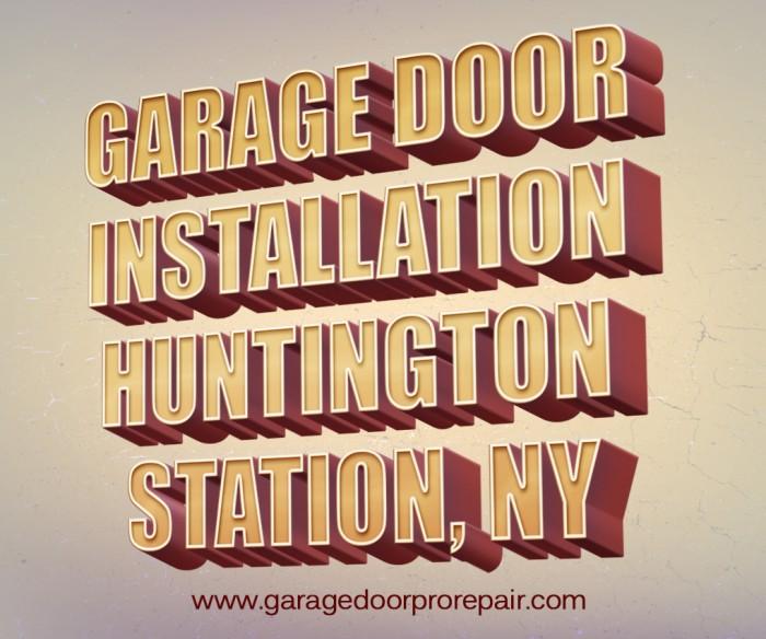 Garage Door Service Long Island, NY