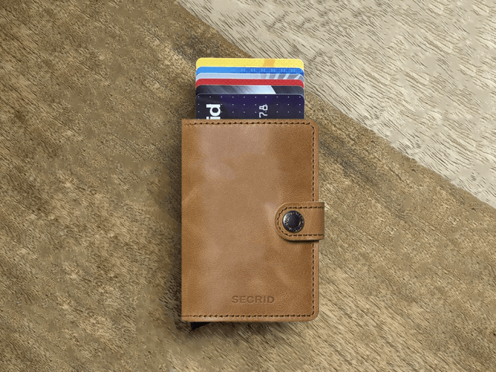 Secrid Slim Wallet