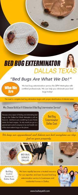 Bed Bug Exterminator Dallas Texas