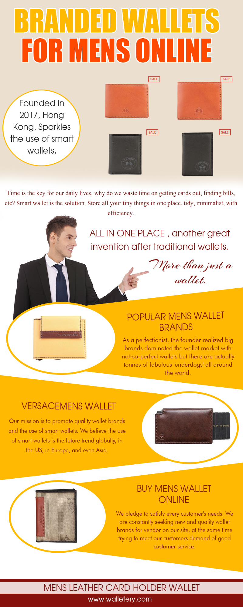 Branded Wallets For Mens Online
