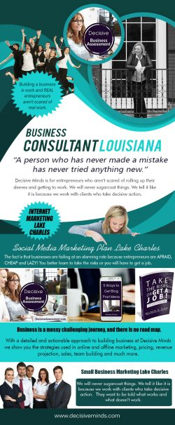 Business Consultant Louisiana