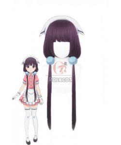 Buy Blend S Sakuranomiya Maika Anime Cosplay Purple Wigs – RoleCosplay.com