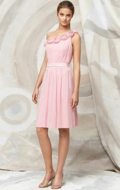 Pink Bridesmaid DressesYou can change any dress to any colour in the colour chart, it's to ...