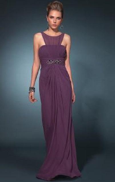 Purple Bridesmaid Dresses Online