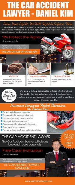 The Car Accident Lawyer – Daniel Kim