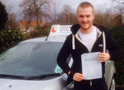 Driving lessons in Winchester