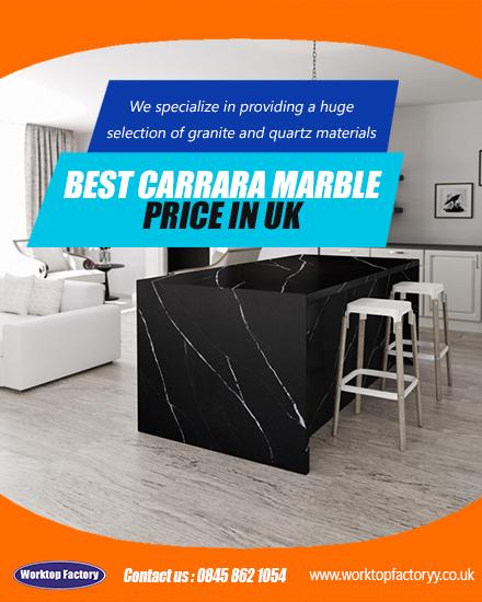 Best Carrara Marble Price In UK
