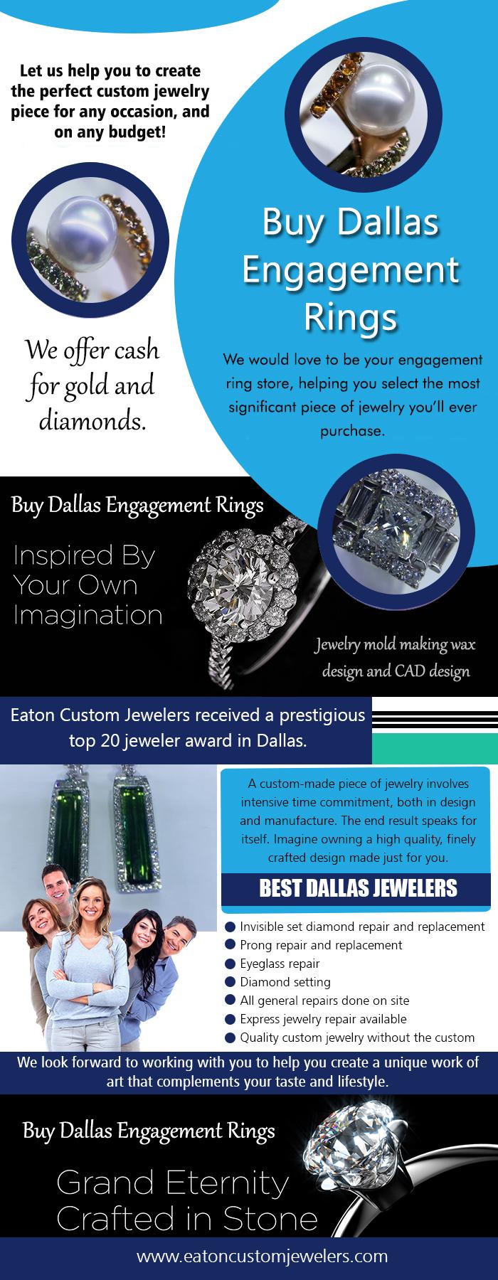 buy custom jewelry dallas