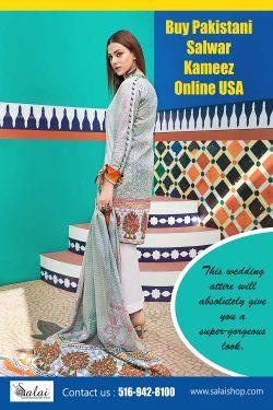 Buy Pakistani Salwar Kameez Online USA