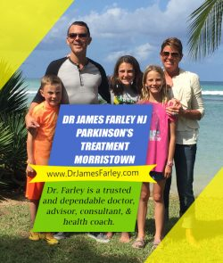 Dr James Farley NJ – parkinson's treatment Morristown
