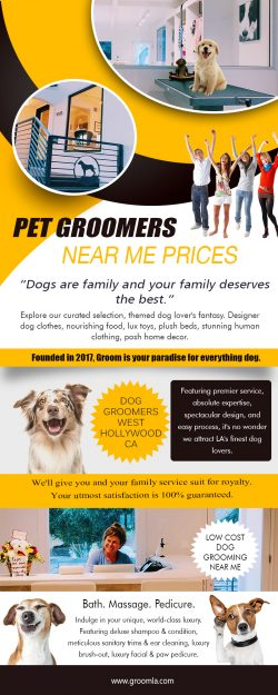 Pets Grooming West Hollywood CA