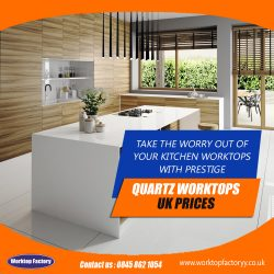 Quartz Worktops UK Prices