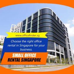 Small Office Rental Singapore