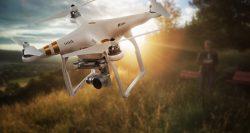 Drohnen Plaketten