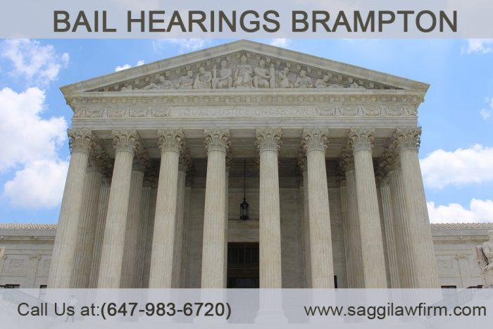 Bail Hearings Brampton