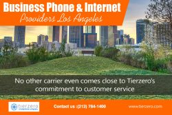 Business Phone & Internet Providers Los Angeles