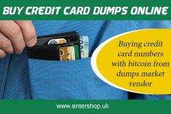 Buy credit card dumps online
