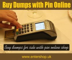 Buy Dumps for Sale with Pin Online Shop