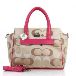 Coach Legacy Logo Medium Brass Satchels Outlet Clearance coach-outletonline.name