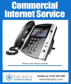 Commercial Internet Service
