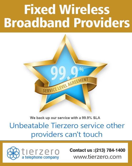 Fixed Wireless Broadband Providers