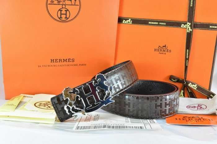 Hermes H Belts In Orange Epsom Calfskin And Gold Metal Buckle hermesbelt.us.com