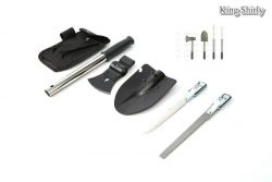 4-in-1 detachable shovel set