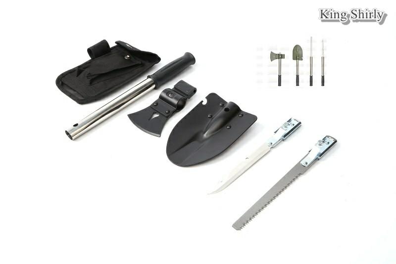 4-in-1 detachable shovel set