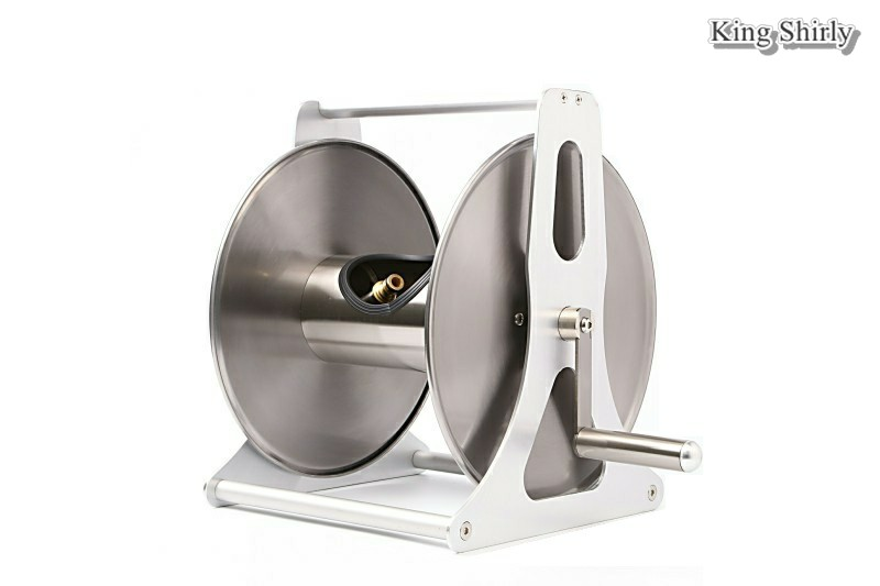 metal hose reel