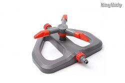 360° rotary plastic water sprinkler