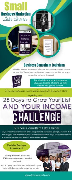 Small Business Marketing Lake Charles