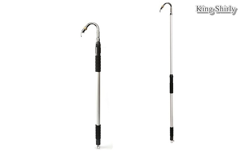 telescopic gutter water wand