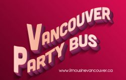 Vancouver Party Bus