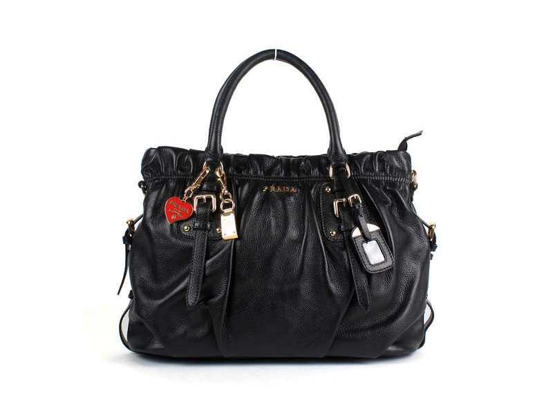 Prada YZ82H Handbags in Claret Online Store prada-bagsoutlet.net