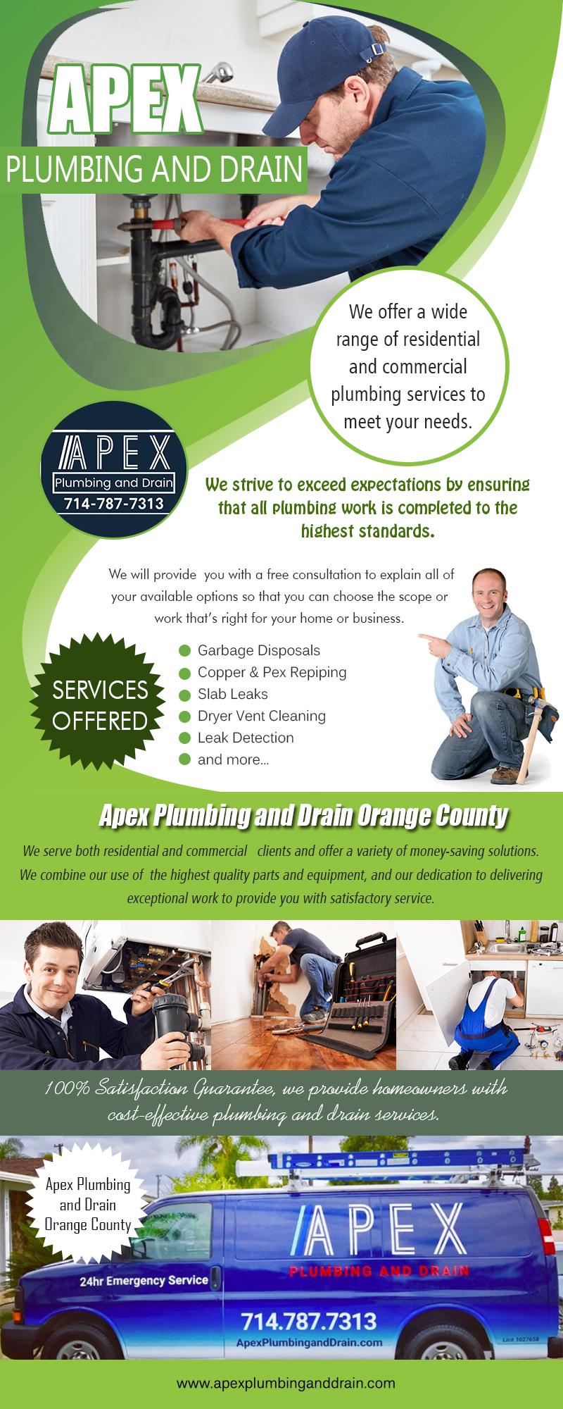 Apex Plumbing and Drain|apexplumbinganddrain.com
