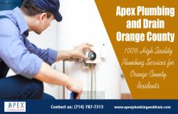 Plumbing and Drain 24hr Emergency Service|apexplumbinganddrain.com