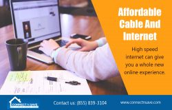 Affordable Cable And Internet | http://connectnsave.com/