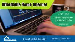 Affordable Home Internet | http://connectnsave.com/