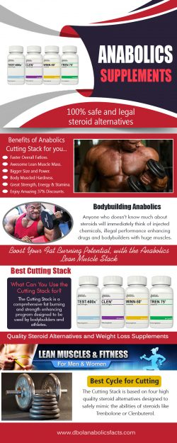 Anabolics Supplement