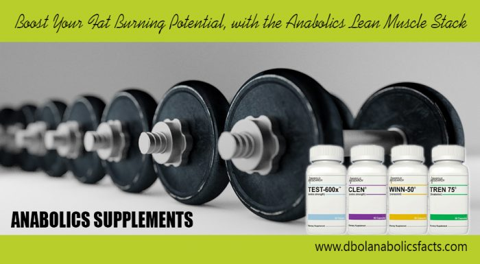 Anabolics Supplements