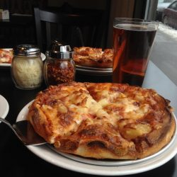 Calgary Downtown restaurants for lunch
