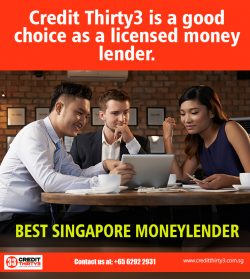 Best Singapore moneylender | https://www.creditthirty3.com.sg/